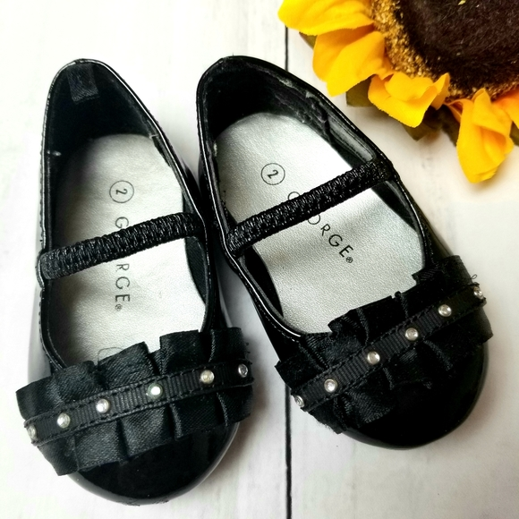 George Shoes | Baby Girls Dress Size 2